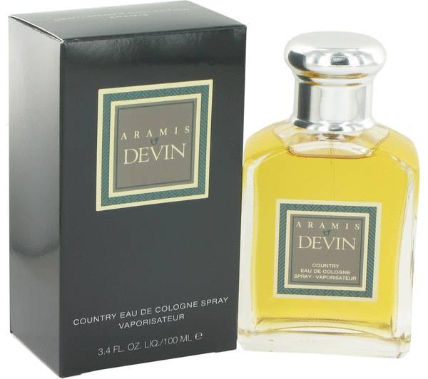 perfume Devin Cologne