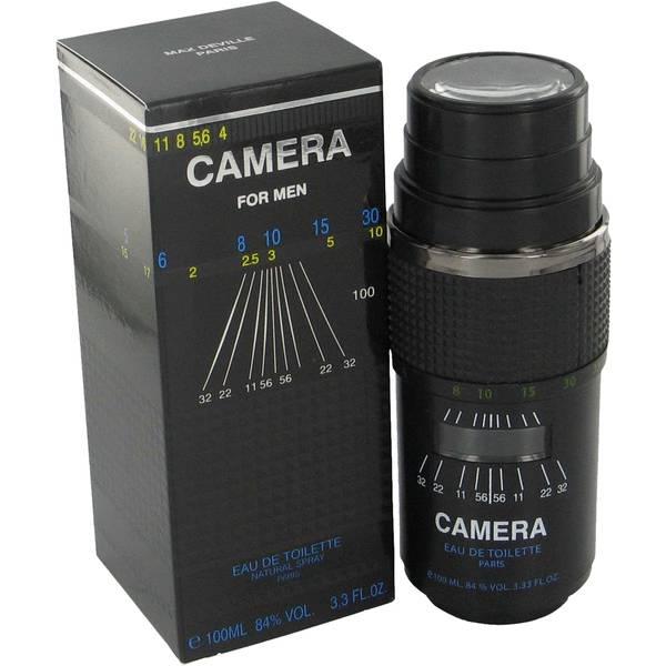 perfume Camera Cologne