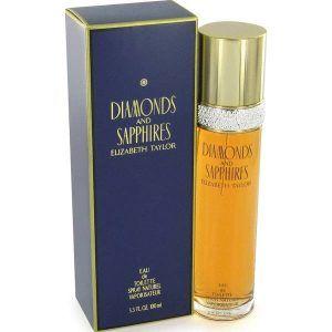 Diamonds & Saphires Perfume, de Elizabeth Taylor · Perfume de Mujer