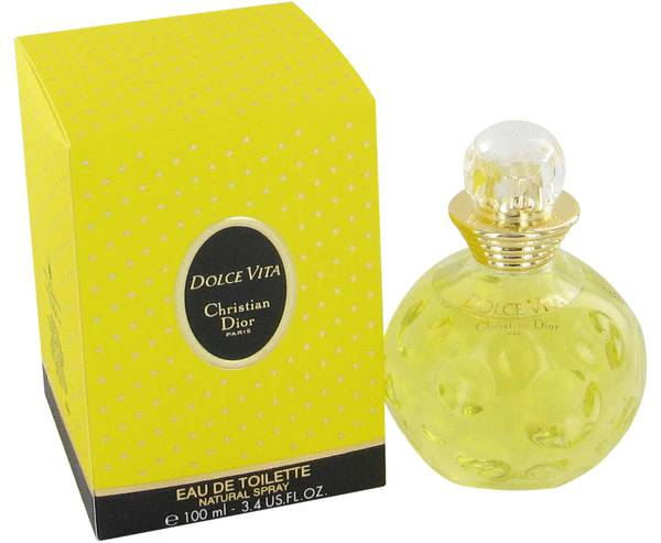 perfume Dolce Vita Perfume