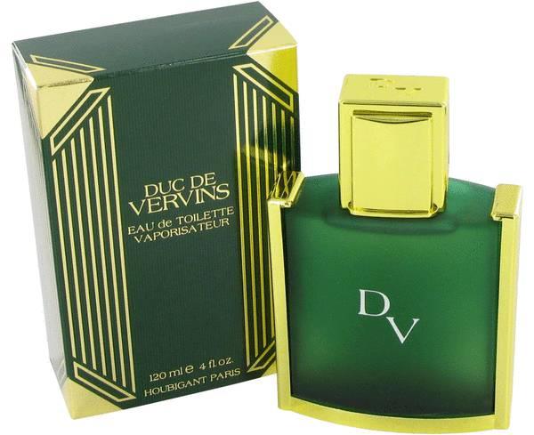 perfume Duc De Vervins Cologne