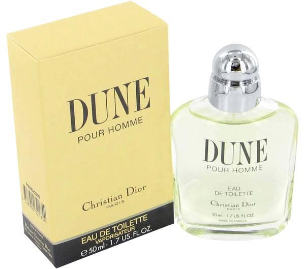 perfume Dune Cologne