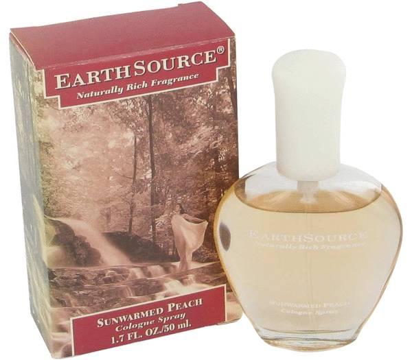 perfume Sun Warmed Peach Perfume