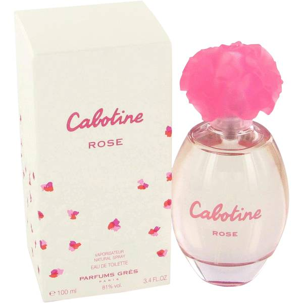 perfume Cabotine Rose Perfume