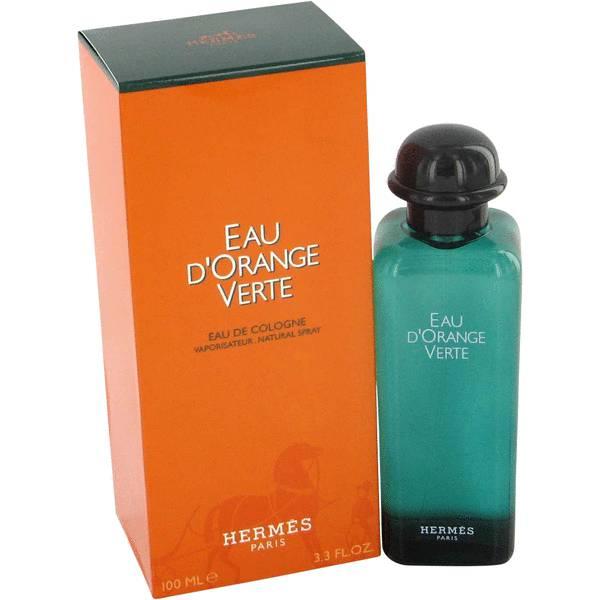 perfume Eau D'orange Verte Cologne