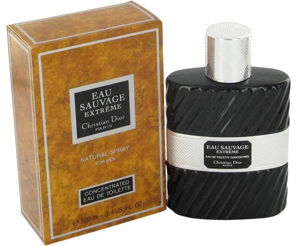 perfume Eau Sauvage Extreme Cologne
