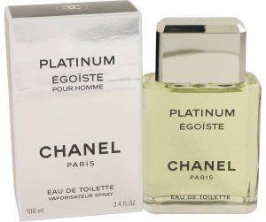 Egoiste Platinum Cologne, de Chanel · Perfume de Hombre