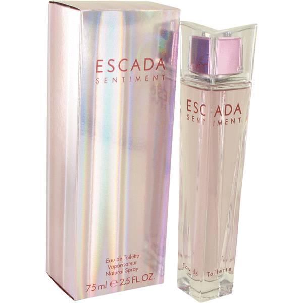 perfume Escada Sentiment Perfume