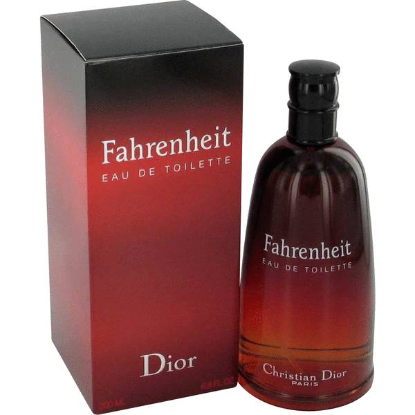 perfume Fahrenheit Cologne