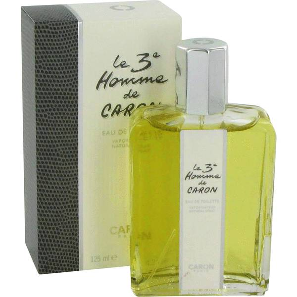 perfume Caron # 3 Third Man Cologne
