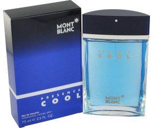 Presence Cool Cologne, de Mont Blanc · Perfume de Hombre