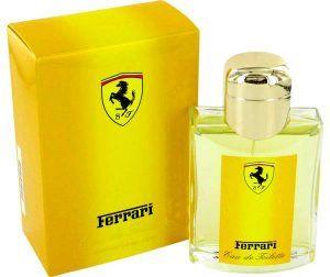 Ferrari Yellow Cologne, de Ferrari · Perfume de Hombre