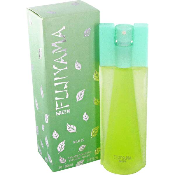 perfume Fujiyama Green Perfume