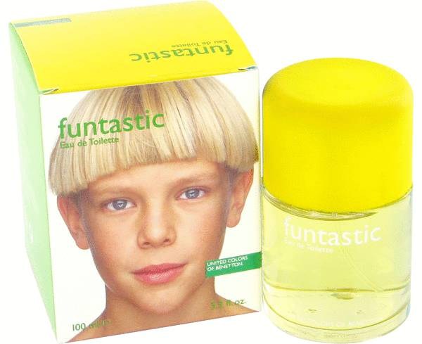 perfume Funtastic Boy Cologne