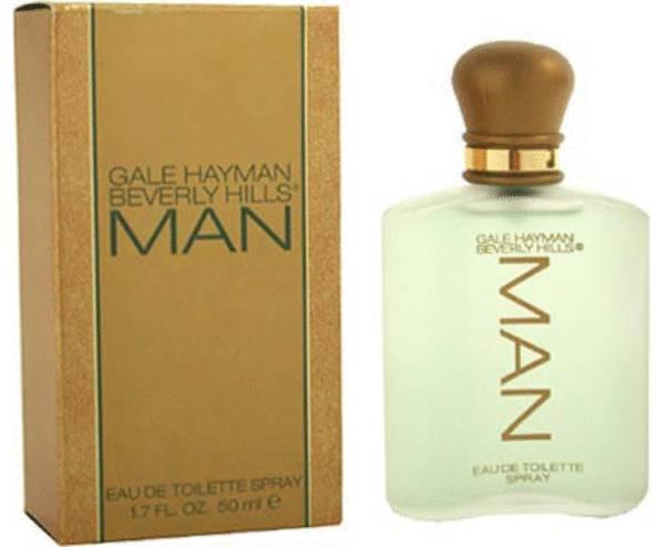 perfume Gale Hayman Man Cologne