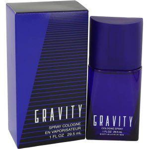Gravity Cologne, de Coty · Perfume de Hombre