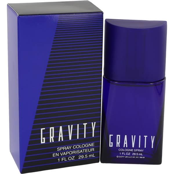 perfume Gravity Cologne