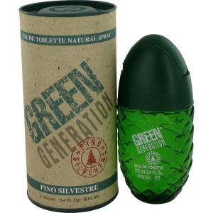 Green Generation Cologne, de Pino Silvestre · Perfume de Hombre