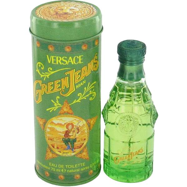 perfume Green Jeans Cologne