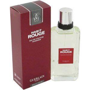 Habit Rouge Cologne, de Guerlain · Perfume de Hombre