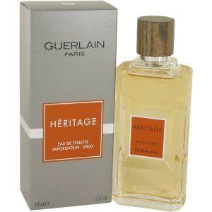 Heritage Cologne, de Guerlain · Perfume de Hombre
