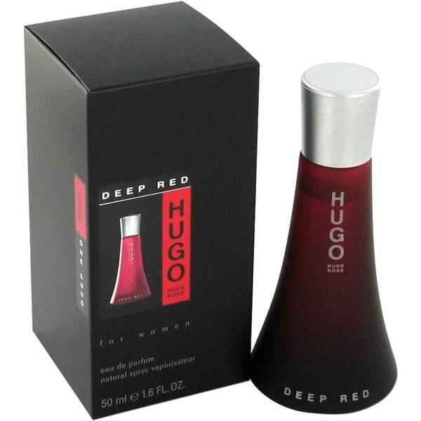 perfume Hugo Deep Red Perfume