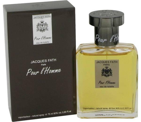 perfume Jacques Fath Cologne