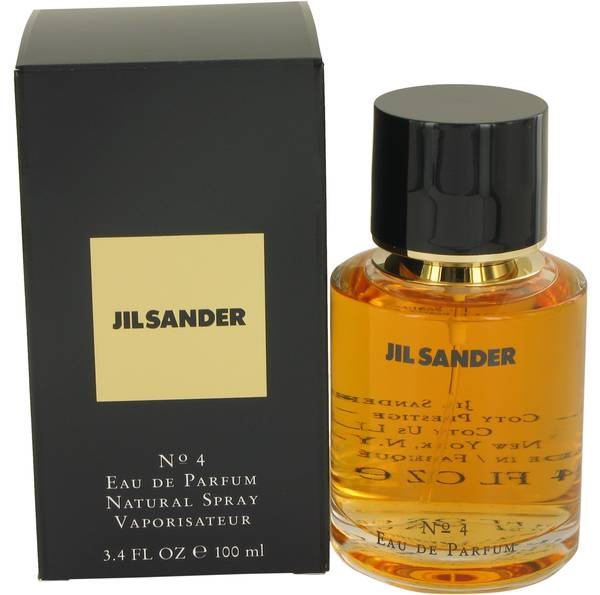 perfume Jil Sander #4 Perfume