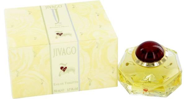 perfume Jivago 7 Notes Perfume
