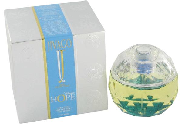 perfume Jivago Millennium Hope Cologne