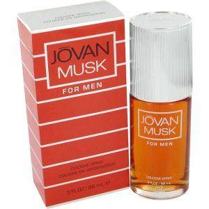 Jovan Musk Cologne, de Jovan · Perfume de Hombre