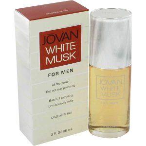 Jovan White Musk Cologne, de Jovan · Perfume de Hombre
