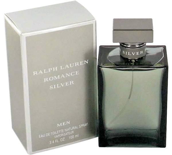 perfume Romance Silver Cologne