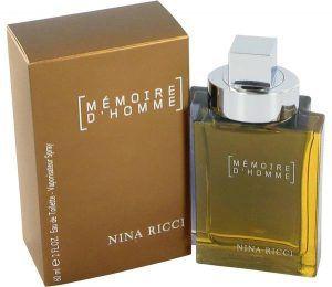 Memoire D'homme Cologne, de Nina Ricci · Perfume de Hombre