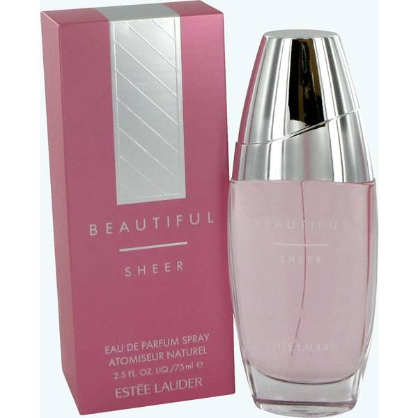 perfume Beautiful Sheer Perfume