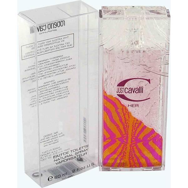 perfume Just Cavalli Perfume