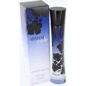 Armani Code Perfume, de Giorgio Armani · Perfume de Mujer
