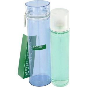 Be Clean Fresh Perfume, de Benetton · Perfume de Mujer