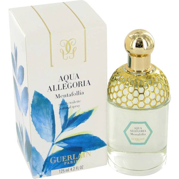 perfume Aqua Allegoria Mentafollia Perfume