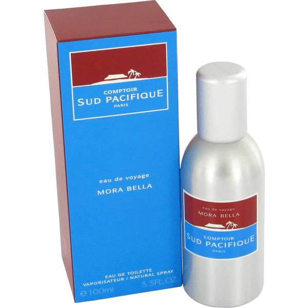 perfume Comptoir Sud Pacifique Mora Bella Perfume