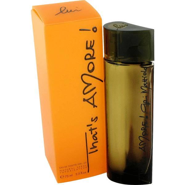 perfume That's Amore Perfume