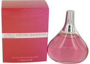 Spirit Perfume, de Antonio Banderas · Perfume de Mujer