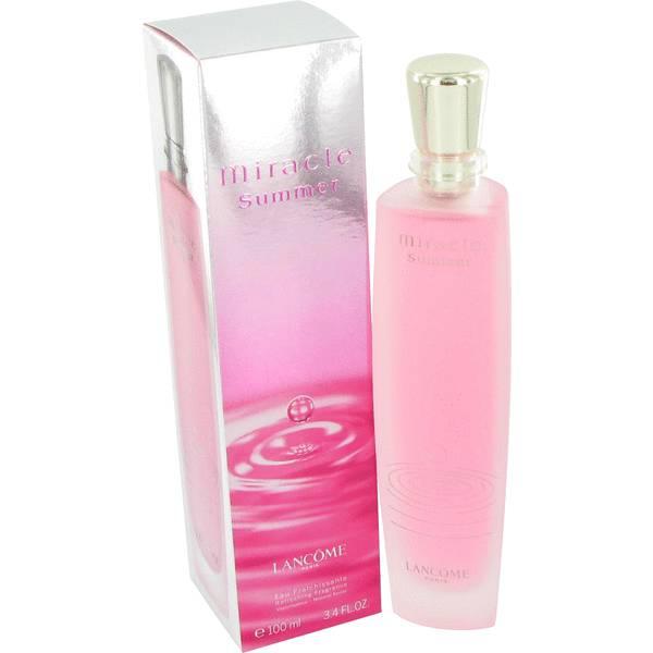 perfume Miracle Summer Perfume