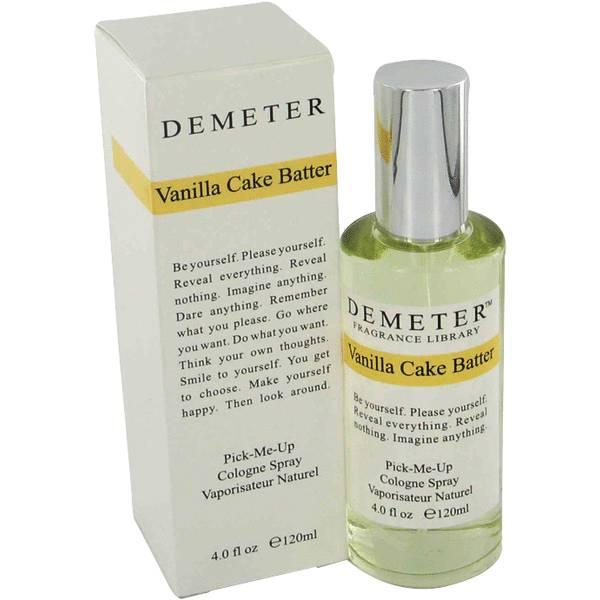 perfume Vanilla Cake Batter Perfume