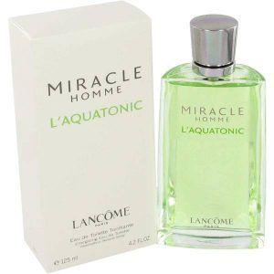 Miracle L'aquatonic Cologne, de Lancome · Perfume de Hombre