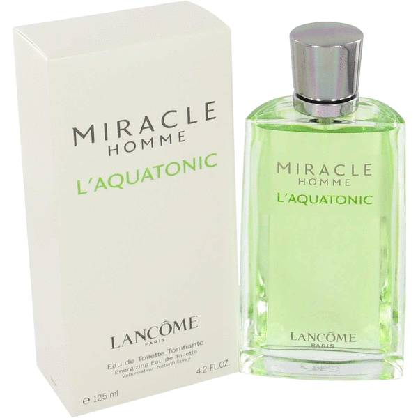 perfume Miracle L'aquatonic Cologne