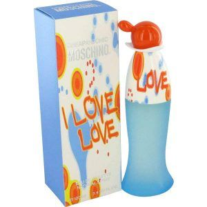 I Love Love Perfume, de Moschino · Perfume de Mujer