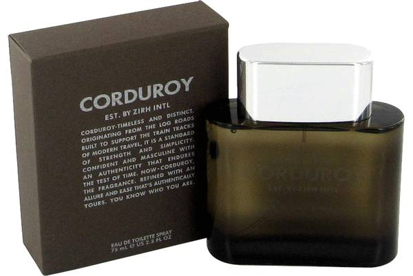 perfume Corduroy Cologne