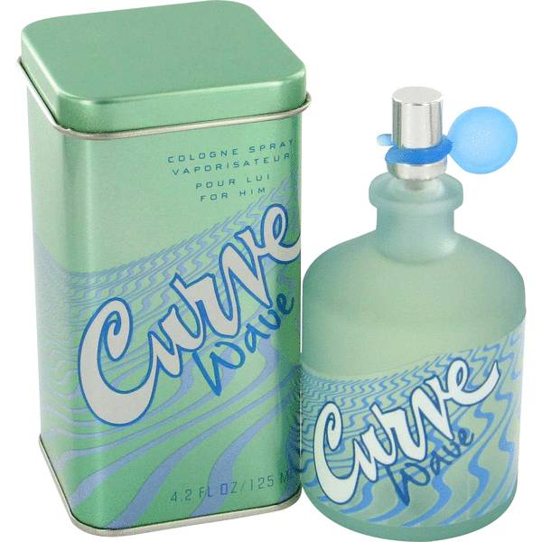 perfume Curve Wave Cologne