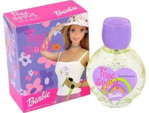 Barbie Free Spirit Perfume, de Mattel · Perfume de Mujer